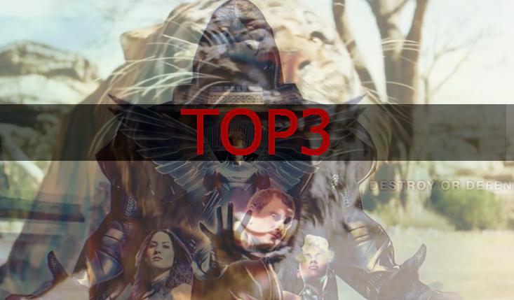 A top3 2016-os film