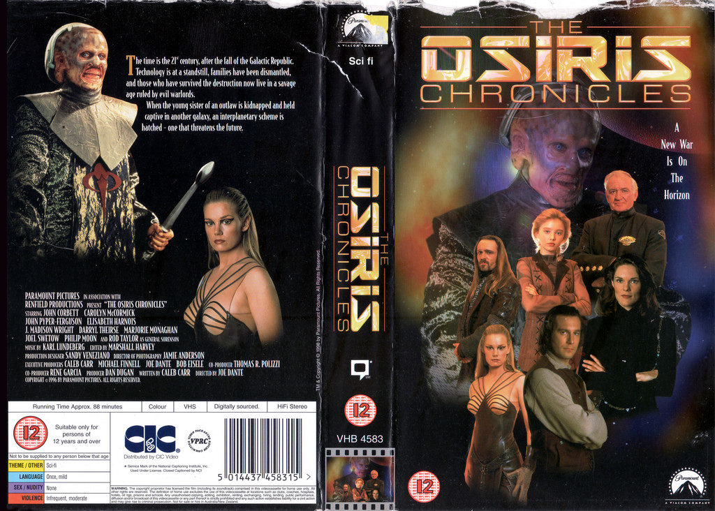 Az Ozirisz-krónikák