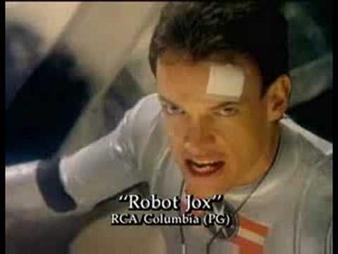 Kenyeret és robotcsörtét! – Robot Jox kritika (1989)