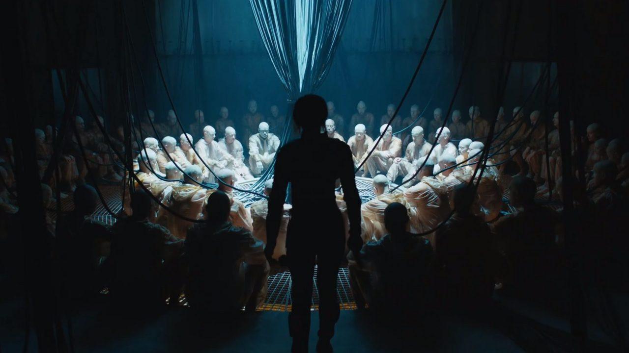 Ghost in the Shell: Páncélba zárt szellem 2017