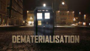 Doctor Who – A TARDIS