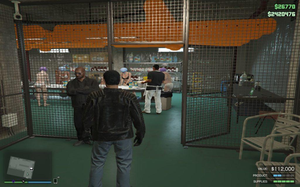 GTA Online Motorcycle Club