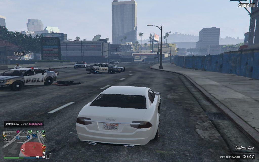 GTA Online, GTA Online: az utcai jellegű autók előnyei
