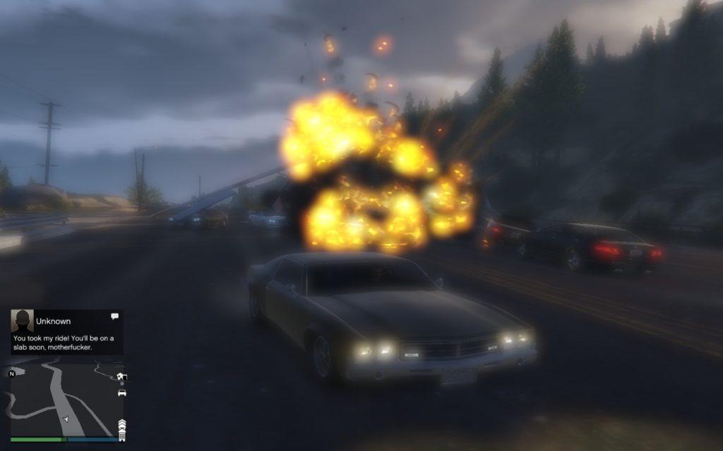 GTA Online Sabre