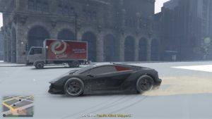 GTA Online hó
