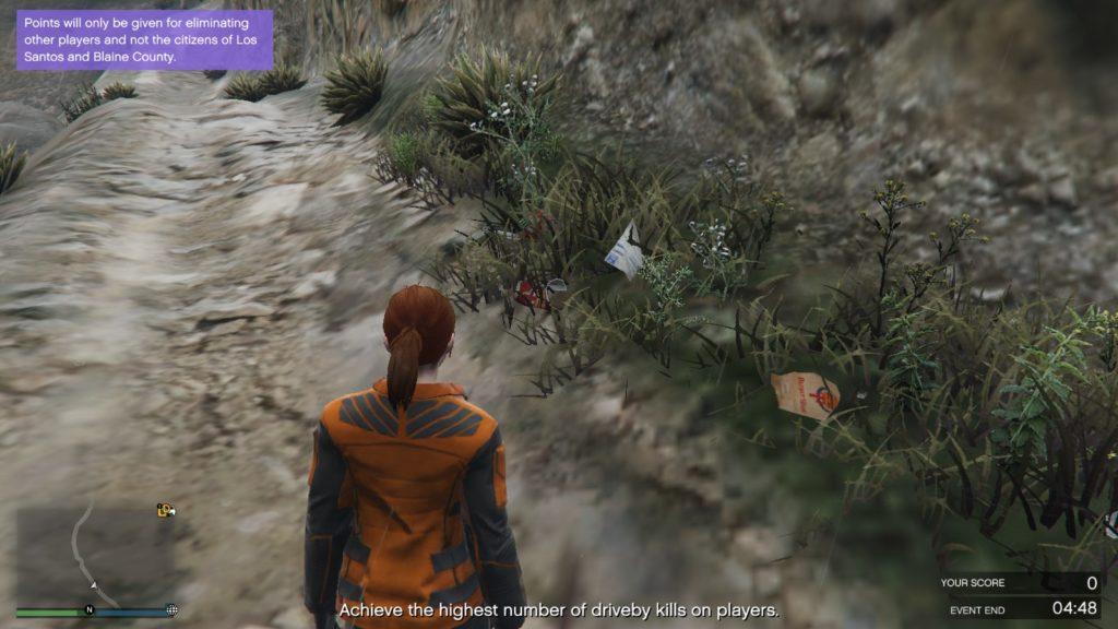 GTA Online gondok