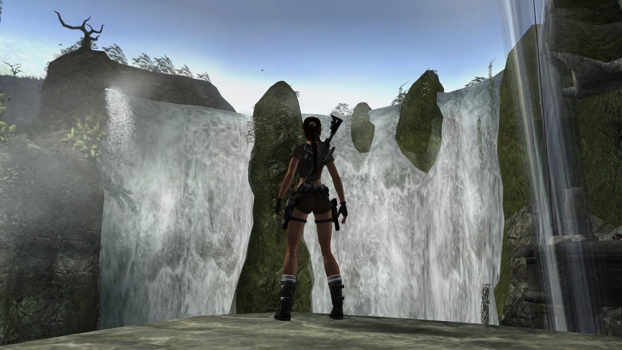 Tomb Raider: Legend screenshot