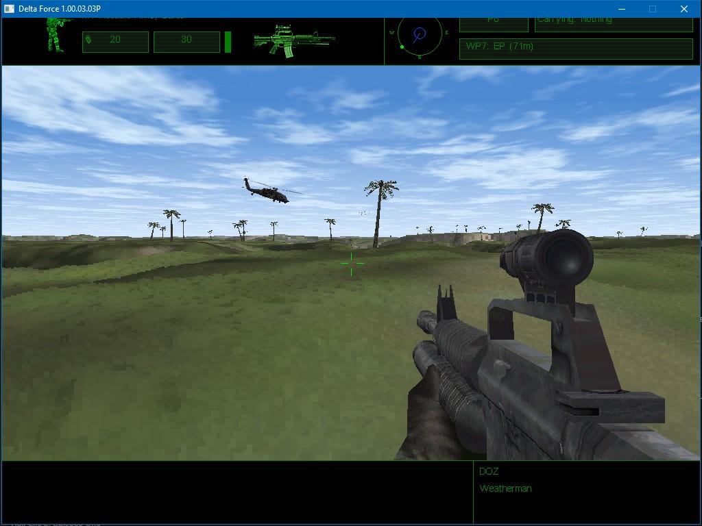 Voxelpornó és időutazás – Delta Force játékismertető