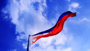 a Fülöp-szigetek zászlaja