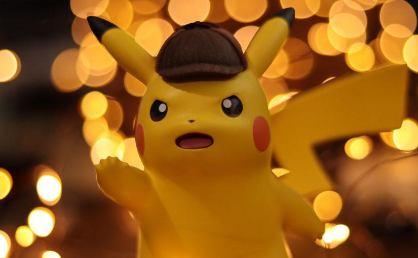 Pokémon: Pikachu, a detektív ajánló és előzetes