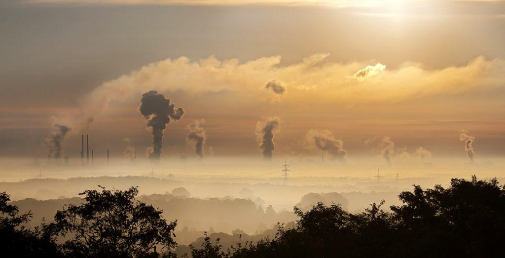 klímaváltozás - szmog