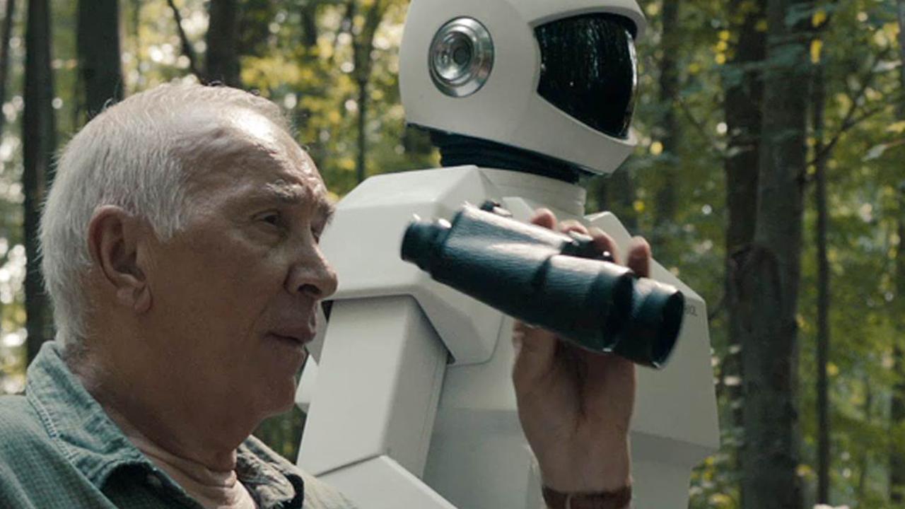A robot és Frank (Robot & Frank) (2012)